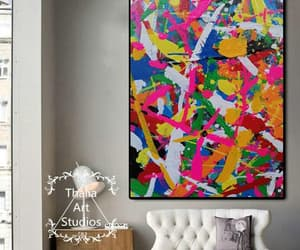 abstract, scottishartist, and amazing oil painting image