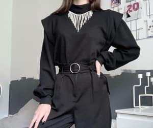 Bershka, Zara, and outfit image