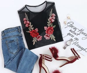 casual, style, and outfit ideas image