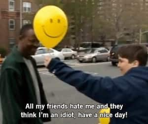 baloon, friends, and positive image