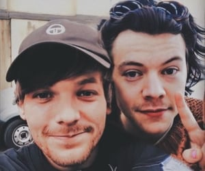 boys, larry stylinson, and larry shipper image