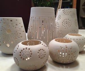 art, pottery, and fine art image