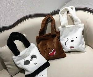 panda, cute things, and bare bear image