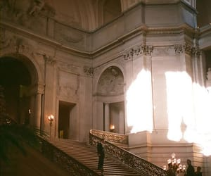 architecture, light, and building image