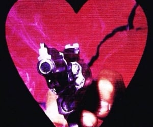 love and gun image