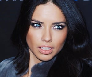 Adriana Lima, beauty, and icon image