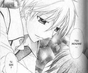 shojo, manga shojo, and guy image
