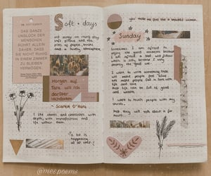 bullet, journaling, and notebook image