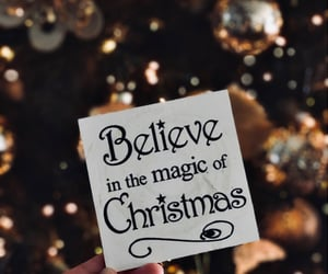 believe, christmas, and countdown image