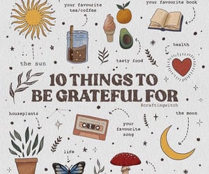 grateful, life, and quotes image