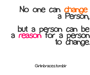 text, change, and reason image