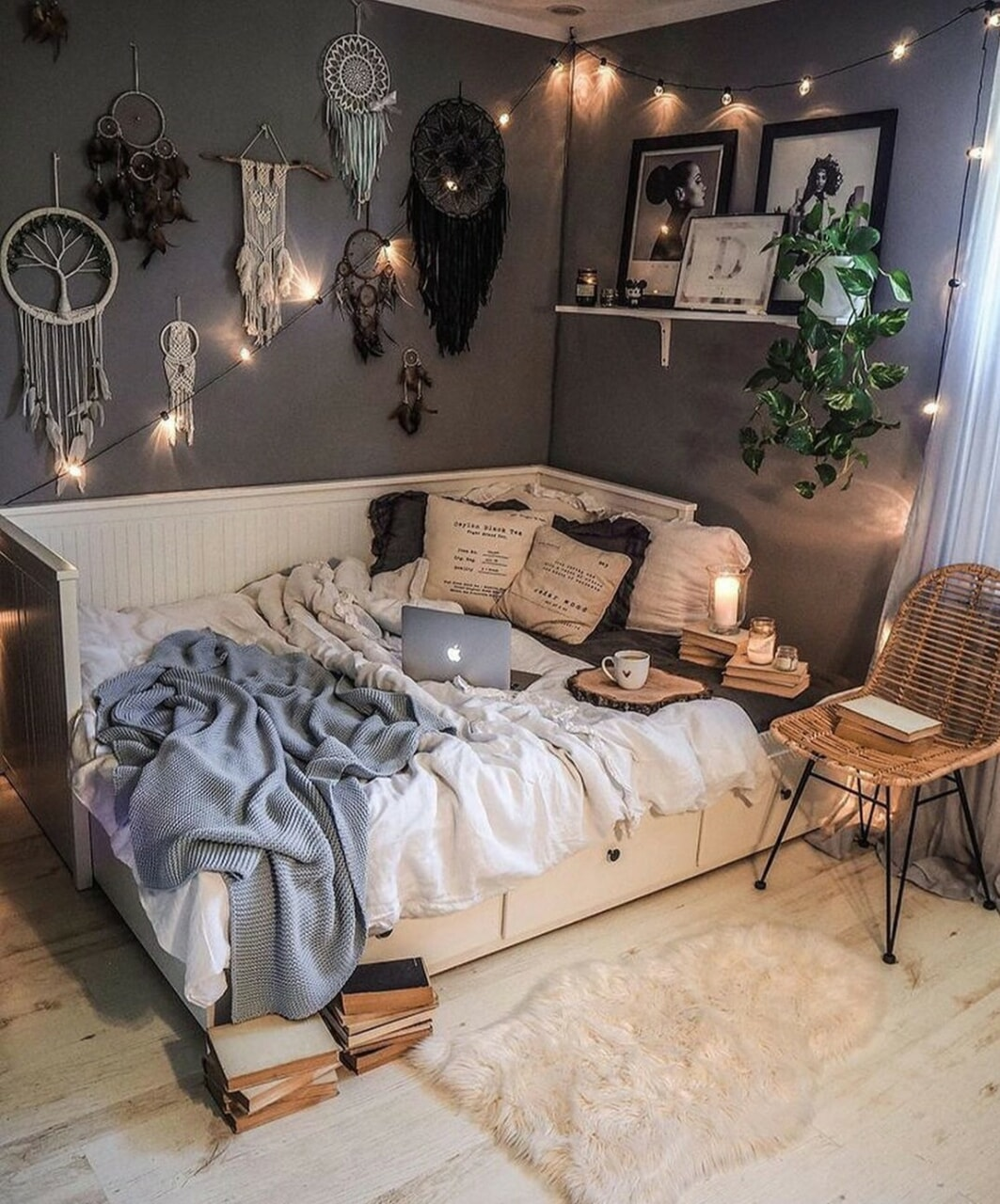 home and coffee image