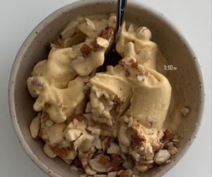 bowl, dessert, and food image