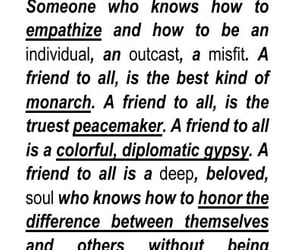 friendship, gypsy, and individual image