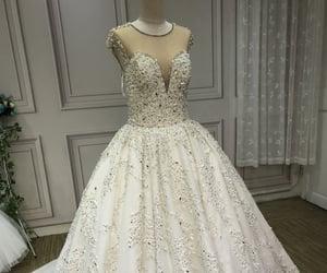 wedding, wedding inspiration, and wedding dress image