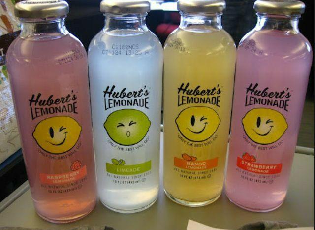 lemonade, hubert's, and drink image