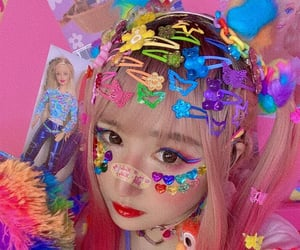 colorful, decora, and dreamy image