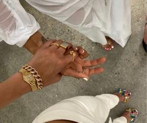 fashion, jewelry, and couple image