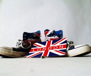 shoes, converse, and london image
