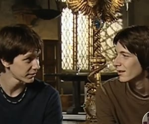 Fred, george, and james image