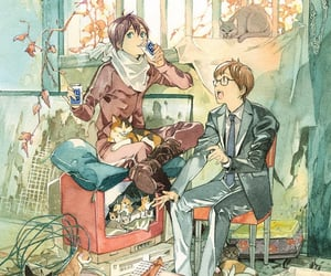 anime, manga, and yato image