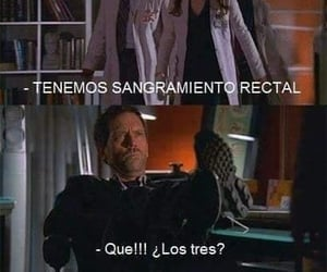 dr house, meme, and memes image