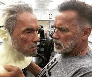 Arnold Schwarzenegger and Halloween image