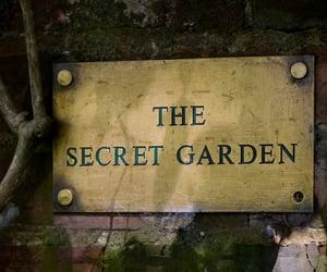 garden, secret, and secret garden image
