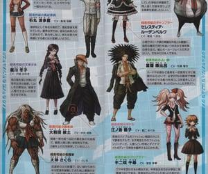 anime, chihiro, and danganronpa image