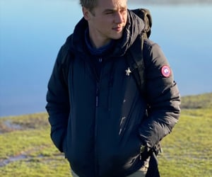 actor, beautiful, and ben hardy image
