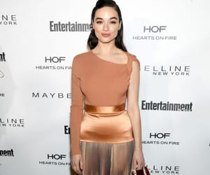 actress, brunette, and event image