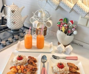 Chicken, decor, and decorating image