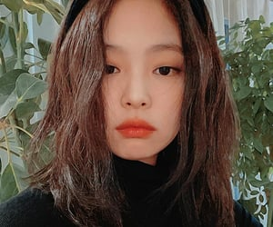 icon, black pink, and jennie image