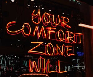 comfort, qoutes, and ZONE image
