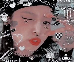 lisa, jennie, and kpop themes image