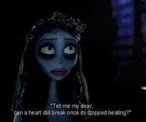 corpse bride, goth, and tim burton image