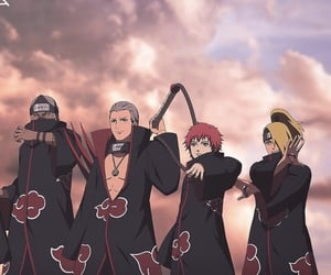 akatsuki, naruto, and anime boy image