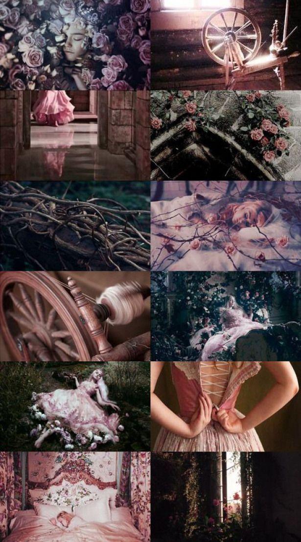 aesthetic, disney, and fairytale image