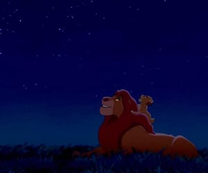 disney, simba, and el rey leon image