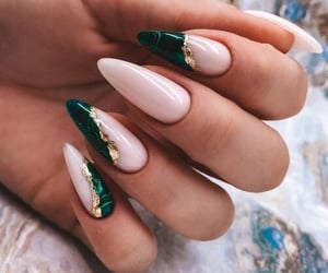 design, modern, and nails image
