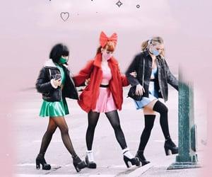 aesthetic, Halloween, and powerpuff girls image