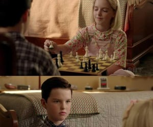 hbo, tv show, and young sheldon image