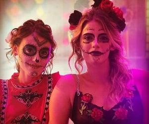 halloween costumes, yam, and halloween makeup image