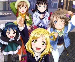 anime, idols, and magazine image