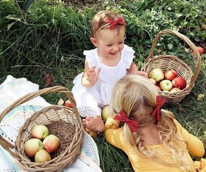babies, baby, and FRUiTS image