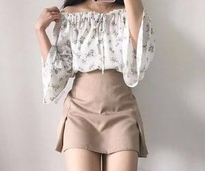 outfit, fashion, and kfashion image