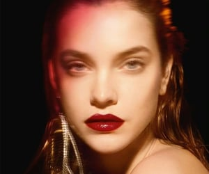 Armani, brunette, and cosmetics image