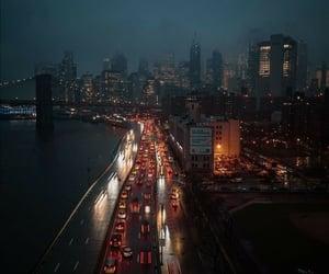 autumn, city, and explore image