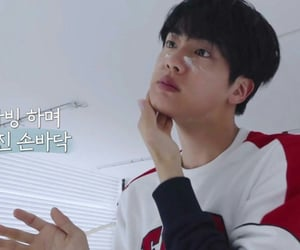 bts, jn, and kim seokjin image