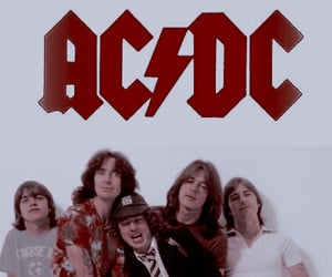 ACDC and rocknroll image
